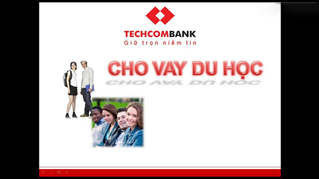 Cho vay du học Nhật Bản Techcombank