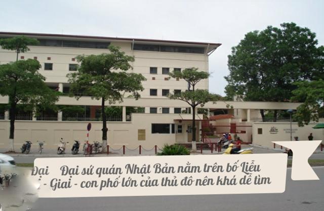 Đại sứ quán Nhật Bản tại Việt Nam