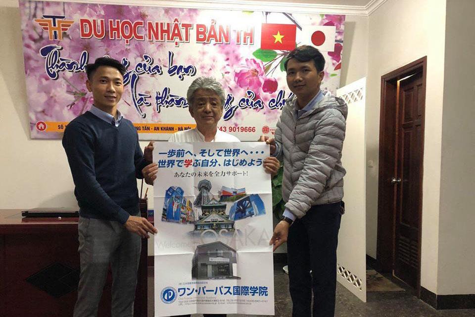 Giới thiệu công ty du học Nhật Bản TH
