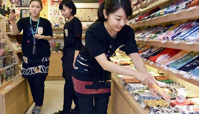 Tìm công việc làm thêm khi du học Nhật