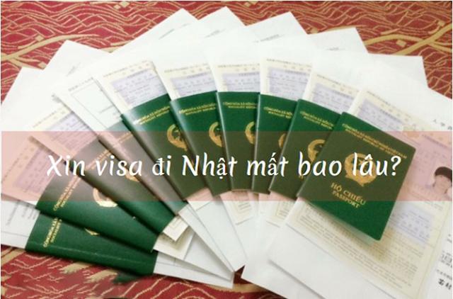 Xin visa đi du học Nhật Bản mất bao lâu