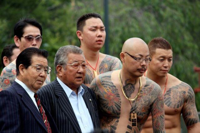 Băng đảng xã hội đen yakuza