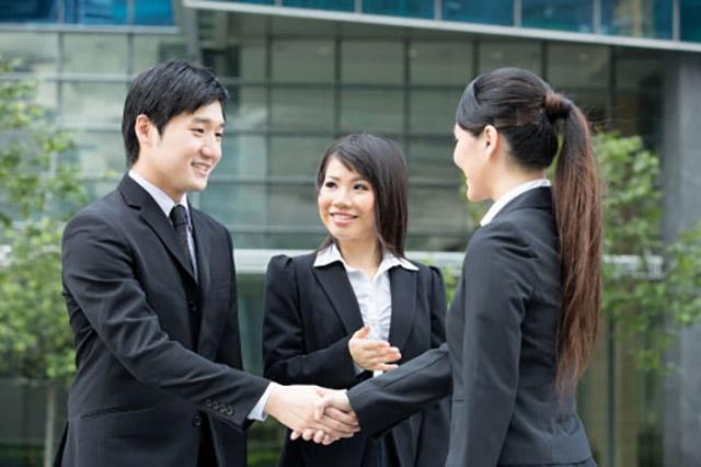 Được tôn trọng khi du học Nhật Bản