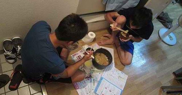Phải xa gia đình khi đi du học Nhật Bản