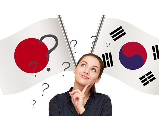 Nên chọn du học Hàn Quốc hay Nhật Bản