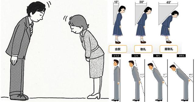 Học được phong thái của người Nhật