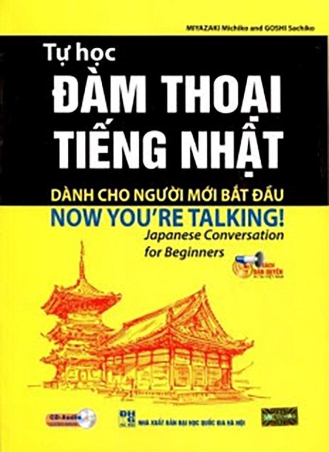 Sách tự học đàm thoại tiếng Nhật