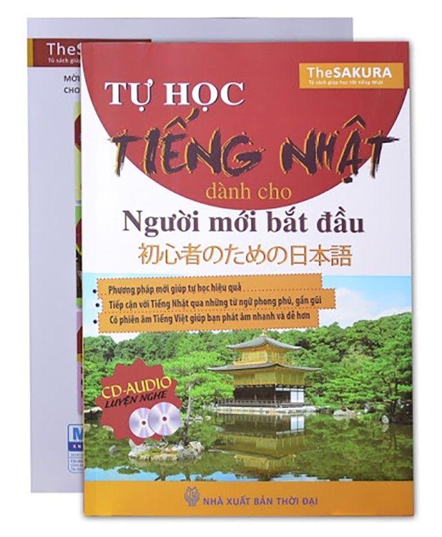 Sách tự học tiếng Nhật cho người mới bắt đầu