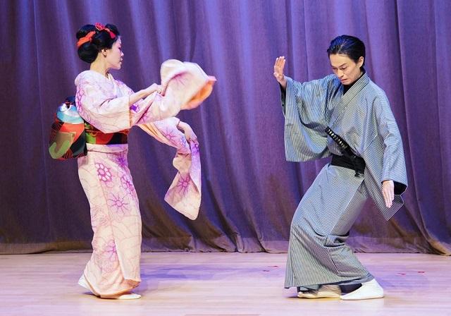 Geisha có nghĩa là những người biểu diễn nghệ thuật tại Nhật