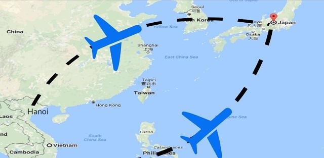Có bao nhiêu đường bay từ Việt Nam sang Nhật Bản?