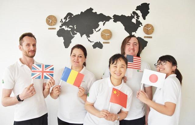 Học viện ngôn ngữ Clover