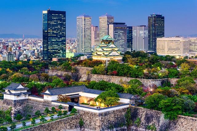 Thành phố Osaka, Nhật Bản