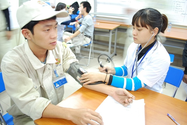 Đi du học Nhật có cần kiểm tra sức khỏe không?