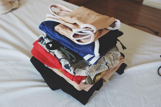 Hãy chuẩn bị một số loại quần áo mỏng để mặc thường ngày ở Nhật