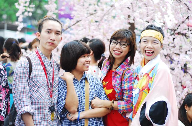 Điều kiện du học Nhật tương đối dễ dàng