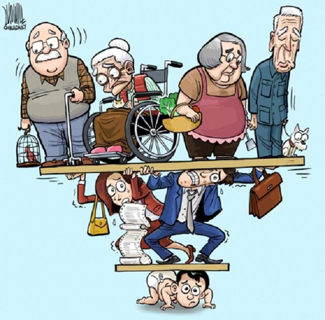 Nhật Bản – Đất nước già hóa dân số