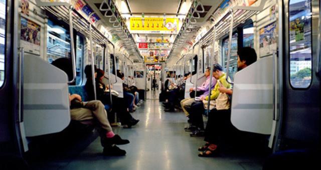 Tàu điện ngầm ở Nhật