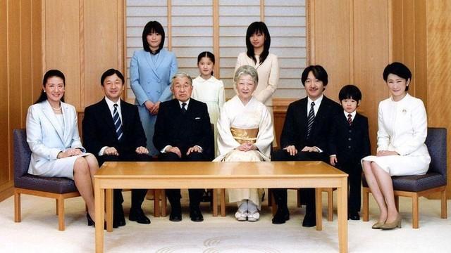 Chế độ quân chủ lâu đời ở Nhật
