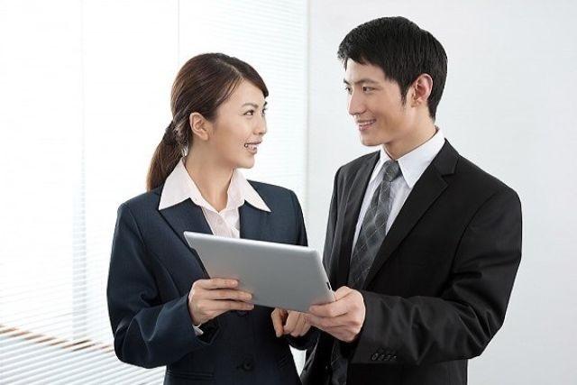 Cách xưng hô với đồng nghiệp trong công ty cũng được phân định rõ